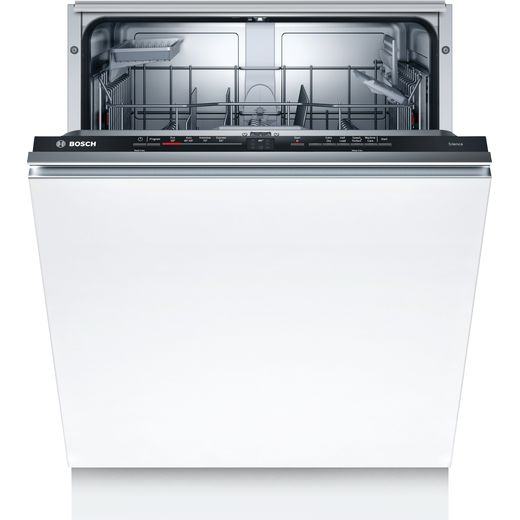 Bosch Serie 2 SGV2HAX02G Fully Integrated Standard Dishwasher - Black Control Panel - D Rated