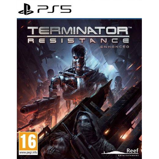 Terminator: Resistance - Enhanced for PlayStation 5 .