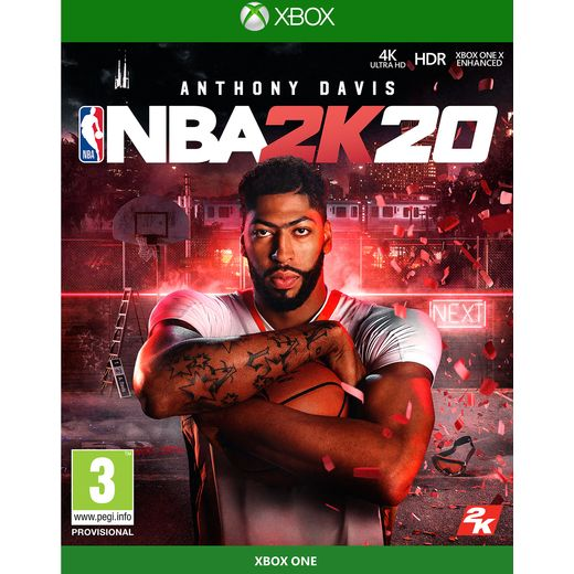 NBA 2K20 for Xbox