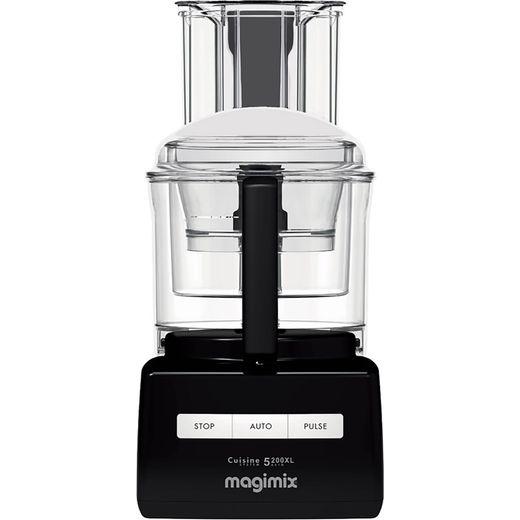 Magimix 5200XL Premium 18712 With 13 Accessories - Black