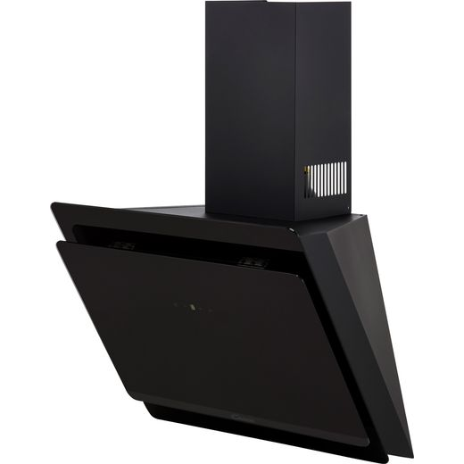 Candy CDG6CEB 60 cm Chimney Cooker Hood - Black - A Rated