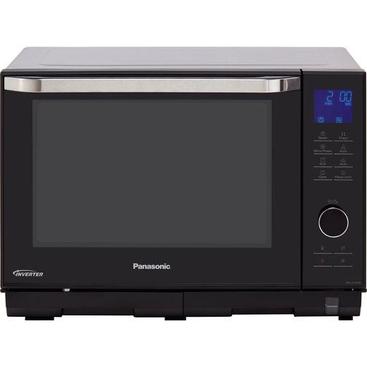 Panasonic 4in1 Steam NN-DS596BBPQ Microwave - Black