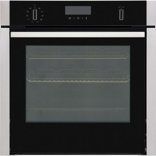 NEFF N50 Slide&Hide® B6ACH7HN0B Built In Electric Single Oven - Stainless Steel - A Rated
