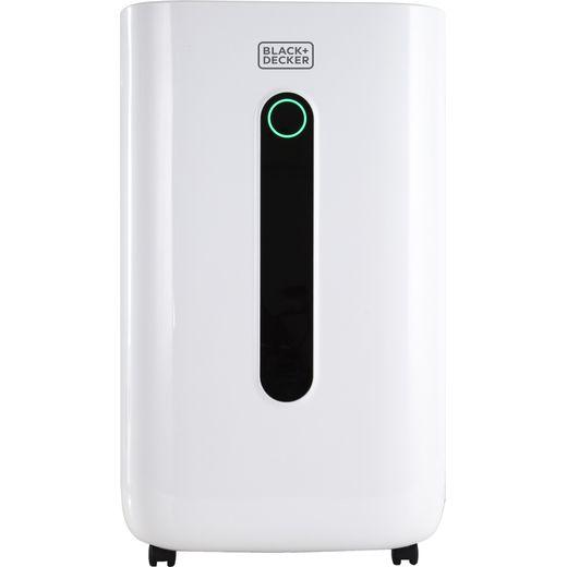 Black & Decker BXEH60004GB Dehumidifier - White