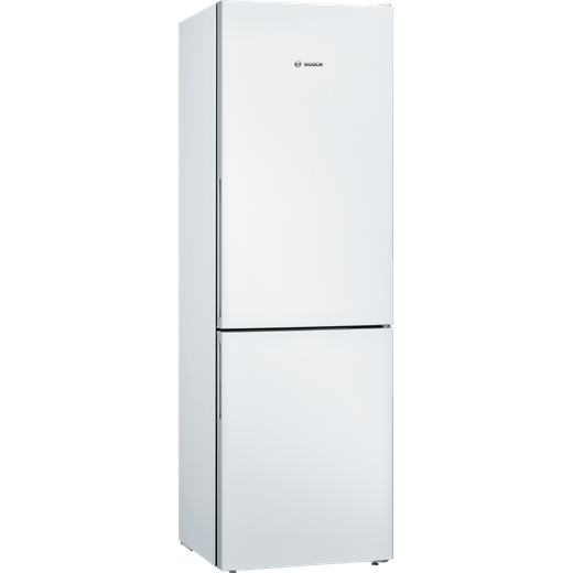 Bosch Serie 4 KGV36VWEAG 70/30 Fridge Freezer - White - E Rated