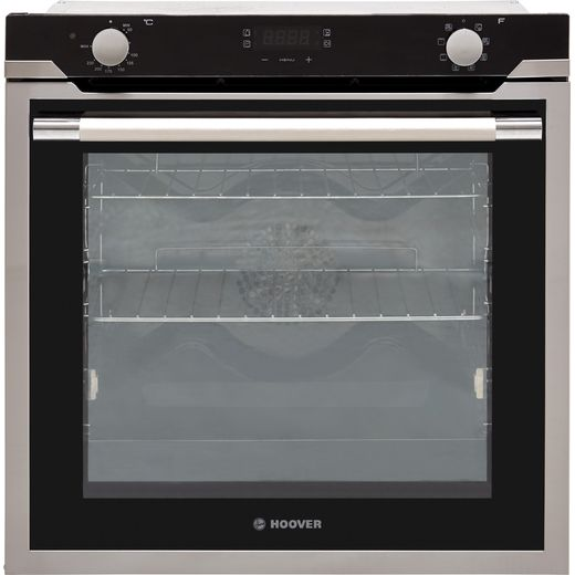 Hoover H-OVEN 500 HOAZ7150IN/E Built In Electric Single Oven - Stainless Steel