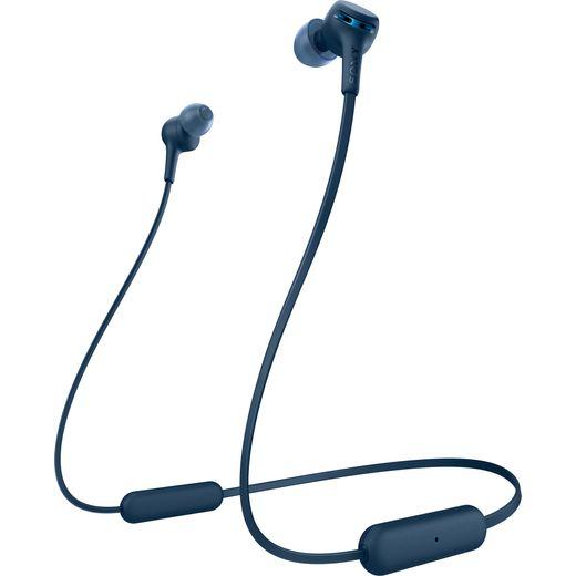 Sony WI-XB400 EXTRA BASS In-Ear Wireless Bluetooth Headphones - Blue