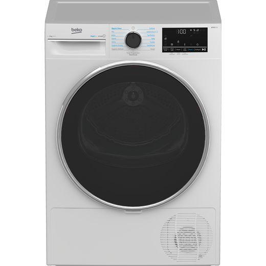 Beko B5T4923RW 9Kg Heat Pump Tumble Dryer - White - A++ Rated