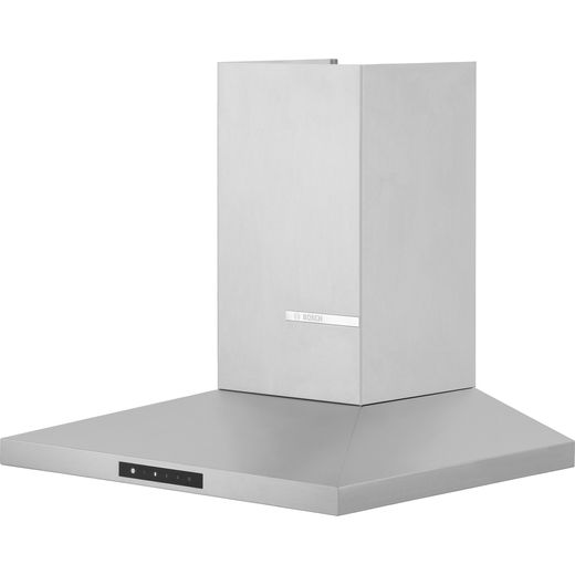 Bosch Serie 4 DWQ66DM50B 60 cm Chimney Cooker Hood - Stainless Steel - A Rated