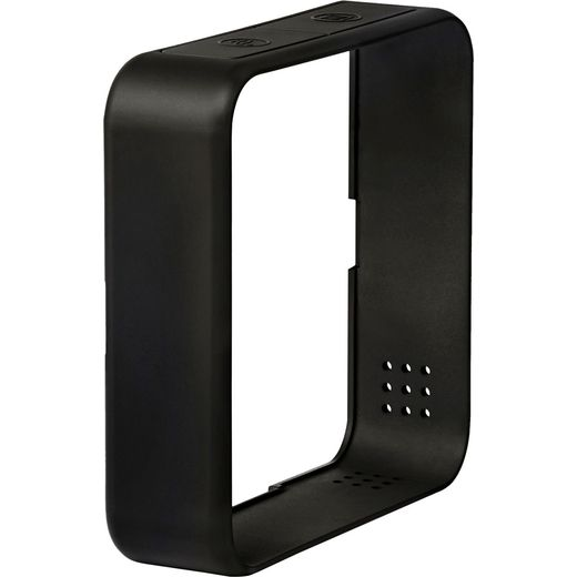 Hive Thermostat Mounting Frame - Black