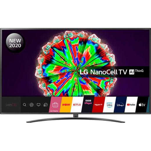 "LG 75NANO796NF 75"" Smart 4K Ultra HD TV"