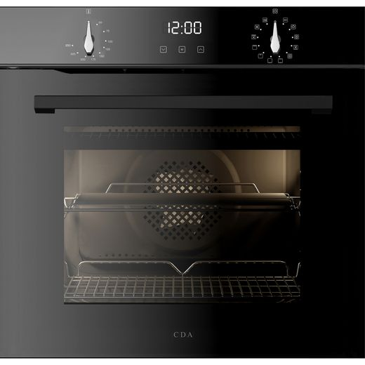 CDA SL300SS Built In Electric Single Oven - Stainless Steel - A Rated