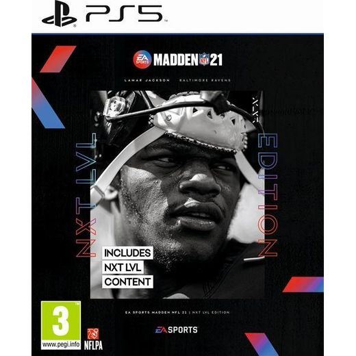 Madden NFL 21 for PlayStation 5