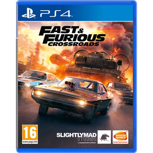 Fast and Furious: Crossroads for Sony PlayStation