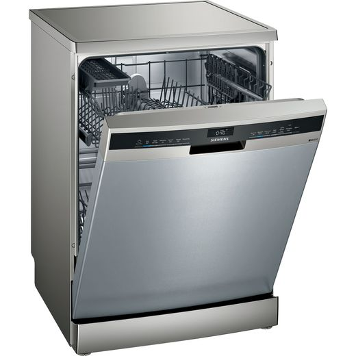 Siemens IQ-300 SN23HI60AG Wifi Connected Standard Dishwasher - Stainless Steel - D Rated