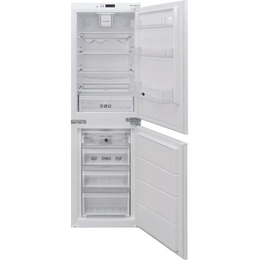 Hoover BHBF172UKT/N Integrated 50/50 Fridge Freezer with Sliding Door Fixing Kit - White - A+ Rated