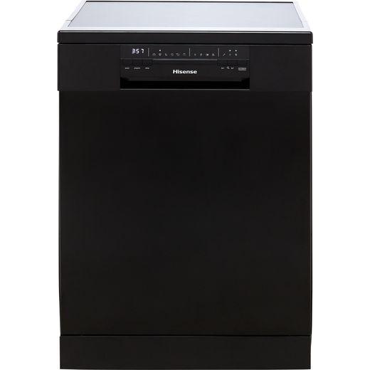 Hisense HS60240BUK Standard Dishwasher - Black