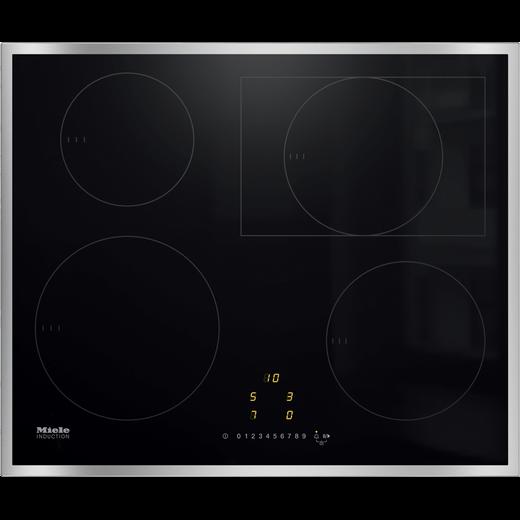Miele KM7262FR 61cm Induction Hob - Black