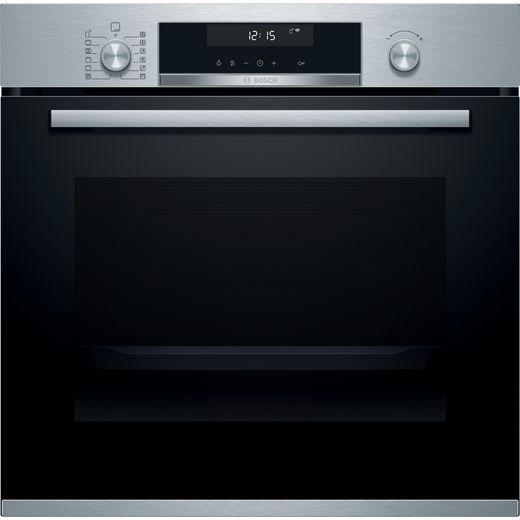 Bosch Serie 6 HBG5785S6B Built In Electric Single Oven - Stainless Steel - A Rated
