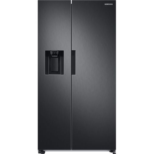 Samsung RS8000 RS67A8810B1 American Fridge Freezer - Black / Stainless Steel - F Rated
