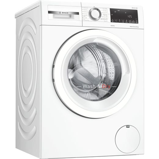 Bosch Serie 4 WNA134U8GB 8Kg / 5Kg Washer Dryer - White - E Rated