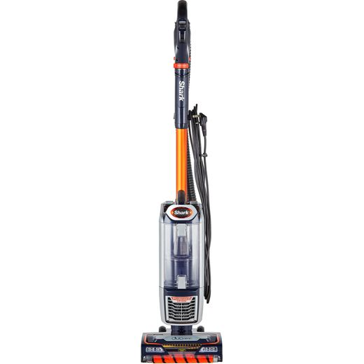 Shark Anti-Hair Wrap with Powered Lift Away and True Pet NZ801UKT Upright Vacuum Cleaner with Pet Hair Removal