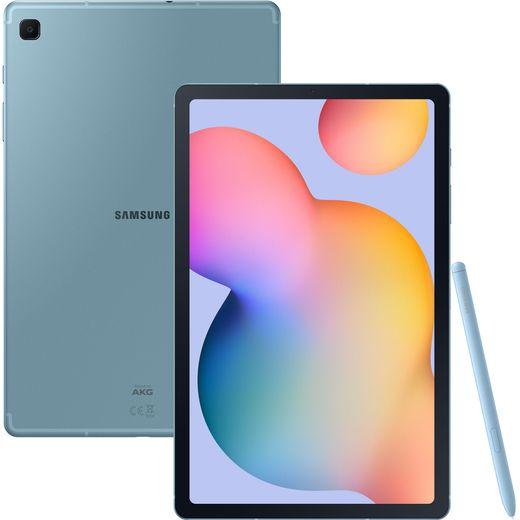 """Samsung Tab S6 Lite 10.4"""" 64GB Tablet - Blue"""