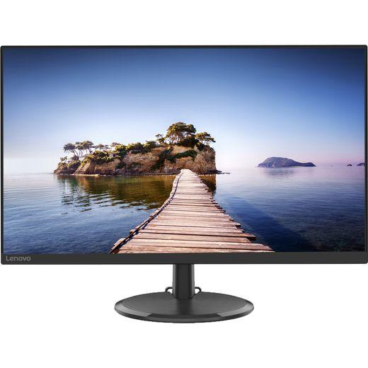 "Lenovo C27-20 Full HD 27"" 75Hz Monitor with AMD FreeSync - Black"
