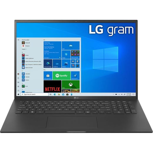 "LG Gram 17Z90P 17"" Laptop - Black"