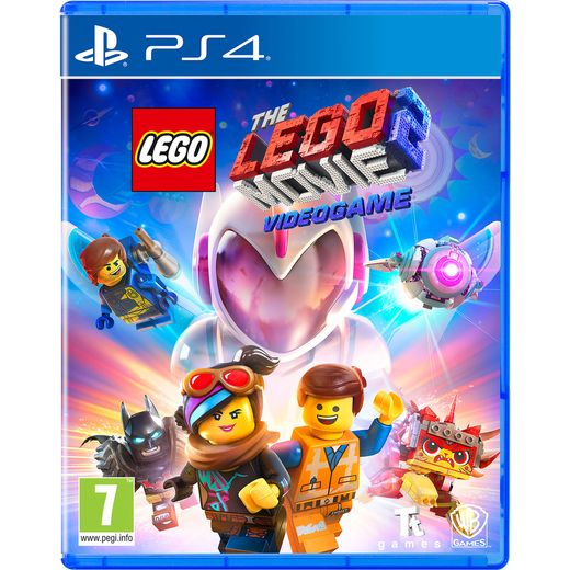 The Lego Movie 2 for PlayStation 4