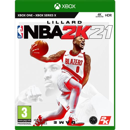 NBA 2K21 for Xbox