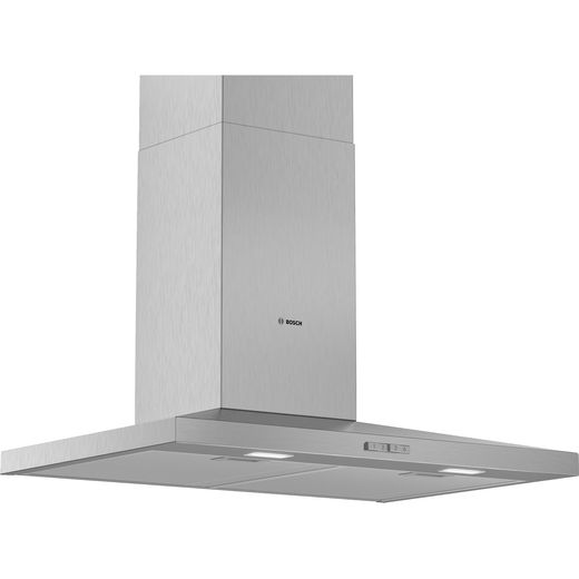 Bosch Serie 2 DWQ74BC50B 75 cm Chimney Cooker Hood - Stainless Steel - D Rated