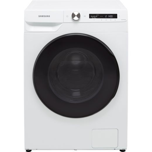 Samsung Series 5+ AutoDose™ WD90T534DBW Wifi Connected 9Kg / 6Kg Washer Dryer with 1400 rpm - White - E Rated
