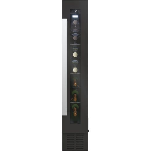 Candy CCVB15UK/1 Built In Wine Cooler - Black - G Rated
