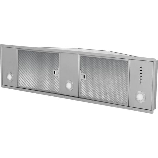Britannia Latour HOOD-BTH-C-1150 115 cm Canopy Cooker Hood - Stainless Steel - A Rated