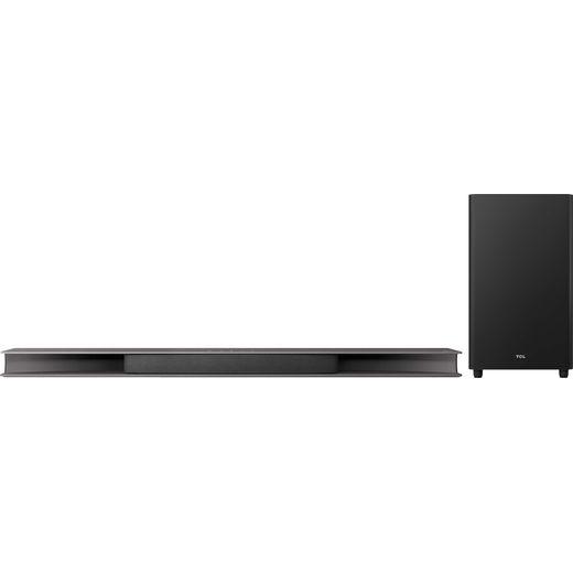 TCL TS9030 Bluetooth 3.1 Soundbar with Wireless Subwoofer - Black
