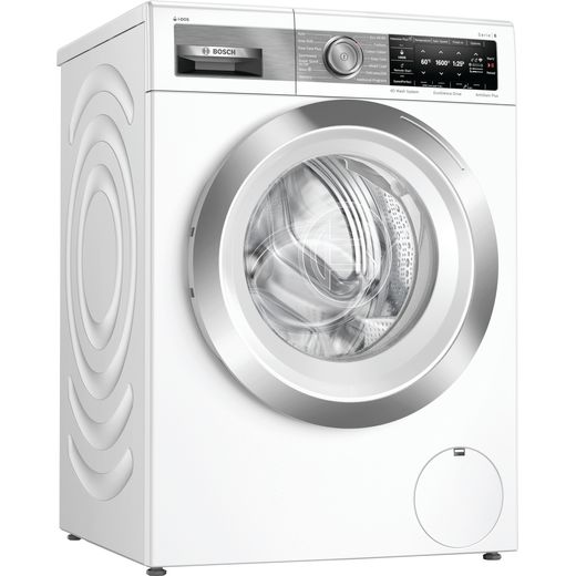 Bosch Serie 8 i-Dos™ WAX32EH1GB Wifi Connected 10Kg Washing Machine with 1600 rpm - White - C Rated
