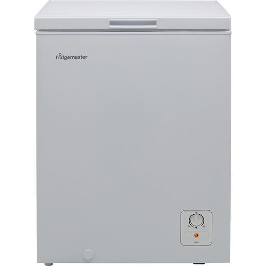 Fridgemaster MCF142 Chest Freezer - White - F Rated