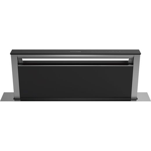 Siemens IQ-700 LD97DBM60B 91 cm Downdraft Cooker Hood - Black - A Rated