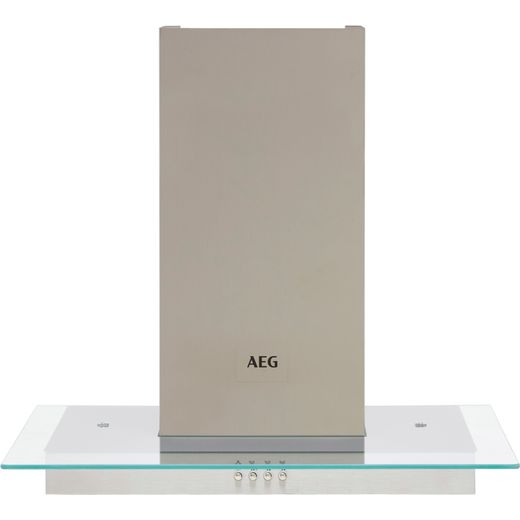 AEG DTB3654M 60 cm Chimney Cooker Hood - Stainless Steel - C Rated