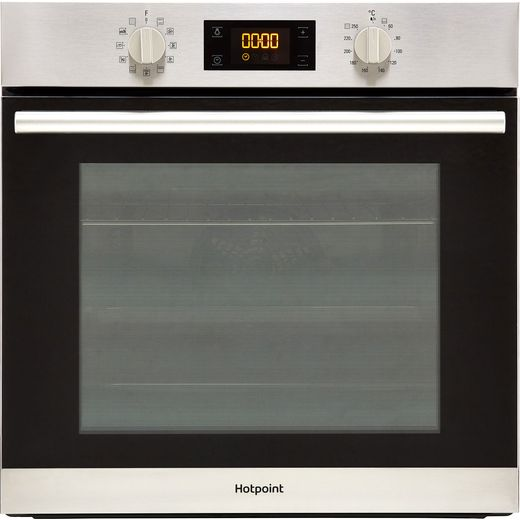 Hotpoint Class 2 SA2840PIX Built In Electric Single Oven - Stainless Steel - A+ Rated