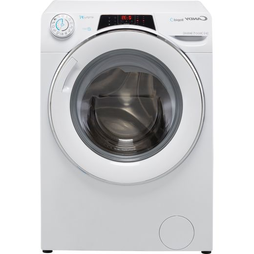 Candy Rapido RO1696DWMCE/1 Wifi Connected 9Kg Washing Machine with 1600 rpm - White - A Rated