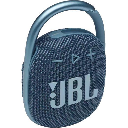 JBL CLIP 4 Wireless Speaker - Blue