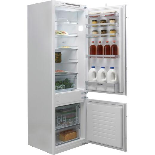 Siemens IQ-300 KI87VVSF0G Integrated 70/30 Fridge Freezer with Sliding Door Fixing Kit - White - F Rated