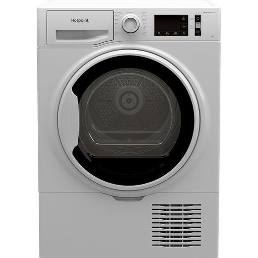 Hotpoint H3D81WBUK 8Kg Condenser Tumble Dryer - White - B Rated