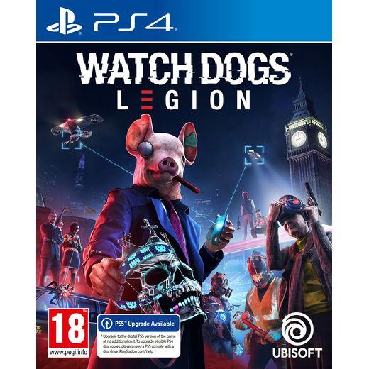Watch Dogs Legion for PlayStation 4