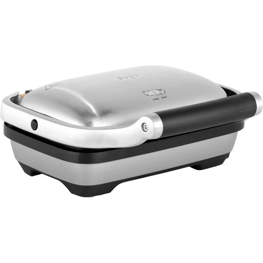 Sage The Perfect Press SSG600BSS Sandwich Toaster - Brushed Steel