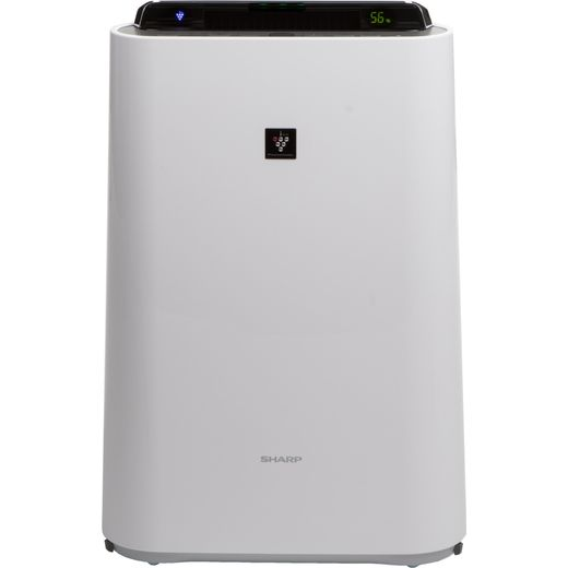 Sharp KC-D50EU-W Air Purifier - White