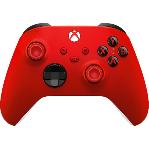 Xbox One Wireless Gaming Controller - Red