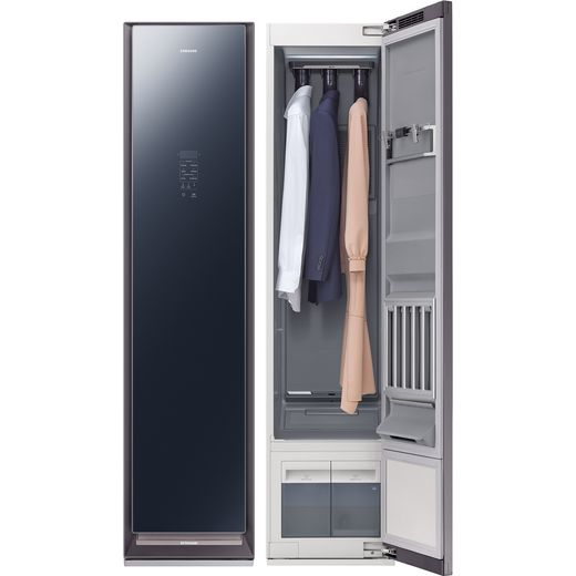 Samsung AirDresser™ DF60R8600CG Wifi Connected Steam Clothing Care System™ - Mirror Glass